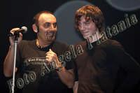 Teatro Metropolitan Mango in tour con il figlio Filippo. Foto Angela Platania  - Catania (20087 clic)
