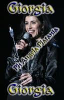 Giorgia al Palacatania - tour 2008 - Foto Angela Platania  - Catania (1056 clic)