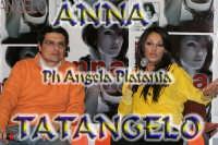 Anna Tatangelo con Salvo La Rosa - presentazione del tour 2008 - Foto Angela Platania  - Catania (1198 clic)