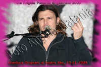 Bello e impossibile... Gianluca Grignani in tour. Catania teatro ABC 23-01-2009 Ph Angela Platania  - Catania (3541 clic)