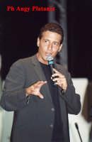 Catania - il presentatore Alessandro Greco  - Catania (3405 clic)