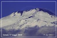 Macembre.. ovvero Maggio come dicembre L'etna innevata nel mese di Maggio  - Catania (19 clic)