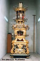 Catania - Festa di Sant'Agata - Cereo Pescivendoli  - Catania (13308 clic)