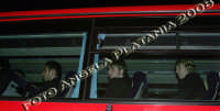 L'arrivo della Juventus a Catania- da destra Nedved e e Tiago   Photo Angela Platania  - Catania (2062 clic)