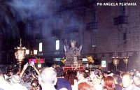 Catania - Festa di Sant'Agata - in piazza stesicoro  - Catania (2256 clic)