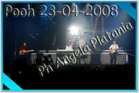 Pooh Beat ReGeneration Tour 2008 -I Pooh al Palasport di Acireale 23-4-08 - Foto Angela Platania  - Acireale (1062 clic)