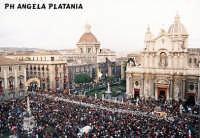 Catania - Festa di Sant'Agata - Piazza Duomo  - Catania (7425 clic)