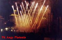 Catania - Festa di Sant'Agata - I fuochi di giorno 3  - Catania (1853 clic)
