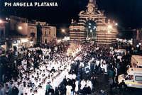 Catania - Festa di Sant'Agata - Al fortino  - Catania (7007 clic)