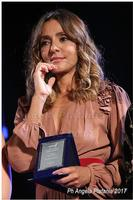 Nastri d'argento 2017 dal teatro di Taormina i nastri d'argento con Ambra  - Taormina (448 clic)