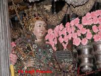 Catania - Festa di Sant'Agata - il busto reliquiario  - Catania (2436 clic)