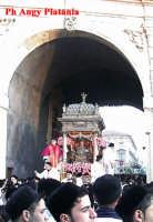 Catania - Festa di Sant'Agata - Porta Uzeda  - Catania (2419 clic)