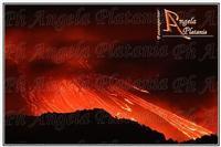 Etna passionale Eruzione del 23 ottobre 2011. Ph Angela Platania  - Zafferana etnea (2766 clic)