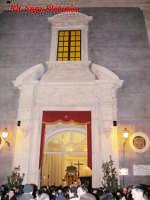 Catania - Festa di Sant'Agata - nella chiesa di S. Agata La Vetere  - Catania (2836 clic)