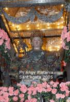 Festa di Sant'Agata 2005 - Busto reliquiario  - Catania (2389 clic)