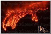 Etna passionale Eruzione del 23 ottobre 2011. Ph Angela Platania  - Zafferana etnea (4110 clic)