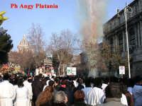 Catania - Festa di Sant'Agata - in via dusmet  - Catania (2416 clic)