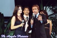 Acireale - Manuela Arcuri e Dario Ballantini  - Acireale (3638 clic)