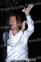 Povia in concerto a Gagliano Castelferrato (enna) Ph Angela Platania  - Gagliano castelferrato (3505 clic)