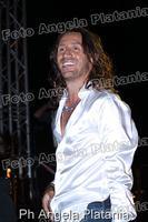 Povia in concerto a Gagliano Castelferrato (enna) Ph Angela Platania  - Gagliano castelferrato (3133 clic)