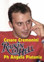 Adrano - Cesare Cremonini nel camerino  - Adrano (6497 clic)
