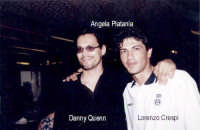 Messina - Danny Queen e Lorenzo Crespi  - Messina (20418 clic)
