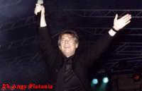 Catania - Nino D'Angelo in concerto   - Catania (3700 clic)