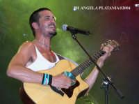 ROBERTO ANGELINI A CATANIA PER IL TIM TOUR  - Catania (2612 clic)