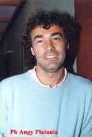 Palermo - Massimo Giletti in albergo PALERMO ANGELA PLATANIA