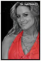 Lola Ponce ospite della trasmissione tv Insieme - Foto Angela Platania (Sono pregati quelli di Striscia e chiunque altro di non speculare sul lavoro altrui e di non prelevare le foto senza autorizzazione)  - Catania (1060 clic)