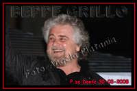 Beppe Grillo a Catania - Foto Angela Platania  - Catania (991 clic)