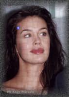 Catania - Megan Gale (foto trattata con filtri)  - Catania (3398 clic)