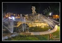 Giochi d'acqua Catania - Fontana di Proserpina... o ratto delle sabine... Ph Angela Platania  - Catania (2227 clic)