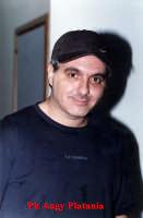 Catania - Giorgio Panariello in posa  - Catania (3182 clic)