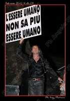 Giuseppe Povia ad Adrano- Ph Angela Platania  - Adrano (4004 clic)