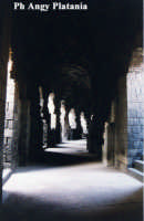 CATANIA - veduta interna del teatro Greco  - Catania (2624 clic)