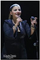 La vincitrice di Amici 2014 Deborah Iurato nel suo primo live a pagamento nell'anfiteatro dI Zafferana  - Zafferana etnea (622 clic)