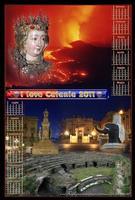 Catania 2011, Fotocalendario per info inviare mail. Ph Angela Platania  - Catania (2524 clic)