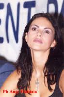 Acicastello - Ramona Badescu in conferenza stampa  - Aci castello (10573 clic)
