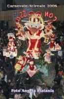 Carnevale di Acireale 2006, 7° Classificato: Conti... in Rosso    - Acireale (2249 clic)