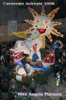 Carnevale di Acireale 2006, 4° Classificato: Attacco dall' Ozono    - Acireale (1906 clic)