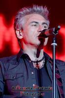 il rocker  Luciano Ligabue ad Acireale per il suo tour nei palazzetti Ph Angela Platania  - Acireale (542 clic)