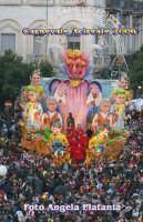 Carnevale di Acireale 2006, 7° Classificato: Ne abbiamo le tasche piene... ovvero l'Inferno di tanti   - Acireale (2441 clic)