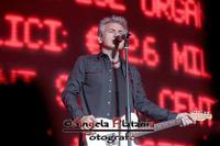 il rocker  Luciano Ligabue ad Acireale per il suo tour nei palazzetti Ph Angela Platania  - Acireale (643 clic)
