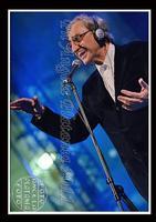 Battiato live Il maestro Franco Battiato chiude il suo tour a Biancavilla. Ph Angela Platania  - Biancavilla (2420 clic)