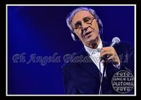 Battiato live Il maestro Franco Battiato chiude il suo tour a Biancavilla. Ph Angela Platania  - Biancavilla (2910 clic)