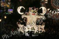 Carnevale di Acireale 2008- Carro Infiorato 3 classificato Notti di Gattopardo - Foto Angela Platania  - Acireale (1510 clic)