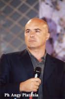 Pedara - Ara di Giove - l'attore Luca Zingaretti  - Pedara (5449 clic)