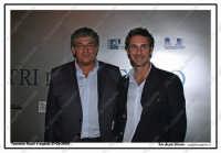 Taormina, Natri d'argento 2009 Raoul Bova riceve il premio nastro d'argento speciale Ph Angela Platania   - Taormina (3715 clic)