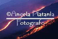 Fascino e forza ... la nostra etna il nord est fa spettacolo... ph angela platania  - Linguaglossa (749 clic)